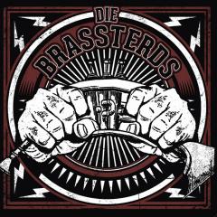 Brassterds - die Brassterds (LP) limited 250 white Vinyl Offenders Oxo86