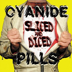 Cyanid Pill - Sliced and Diced (LP) limited pink Vinyl