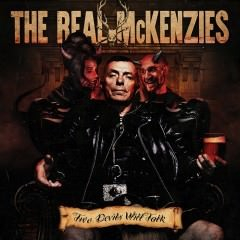 Real McKenzies - Two Devils Will Talk (LP) + MP3