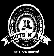 BootsnAll - Fill ya Boots (LP) limited 250 black Vinyl