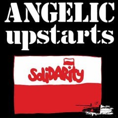 Angelic Upstairs - Solidarity (EP) 7inch Vinyl limited 500