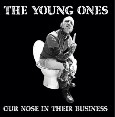 Young Ones - Our nose in their business (EP) 7inch black Vinyl