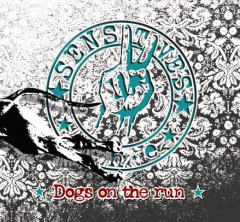 Sensitives, the - Dogs on the run (CD) Digipac