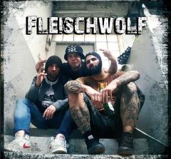 Fleischwolf - same (LP) limited mett-colored Vinyl 250 copies