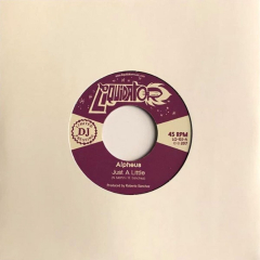 Alpheus - just a little / sleeping giant (EP) 7inch Vinyl 300 limited