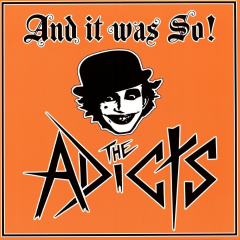 Adicts, the - It it was so (LP) black Vinyl