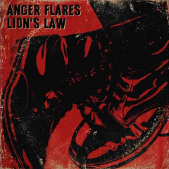 Lion´s Law / Anger Flares - Split (EP) 7inch black Vinyl