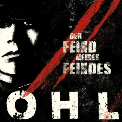 OHL - Der Feind meines Feindes (LP) limited bloodred marbled Vinyl 111 copies!
