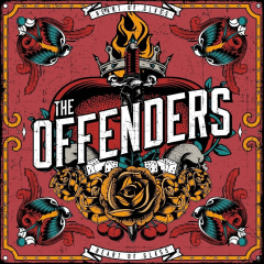 Offenders, the - Heart of Glass (LP) limited mintblue Vinyl