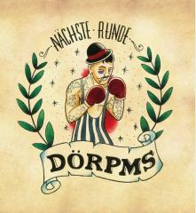 Dörpms - Nächste Runde (LP) 10inch Vinyl limited black Vinyl + MP3