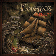 The Moorings – Unbowed (LP) limited 400 black Vinyl