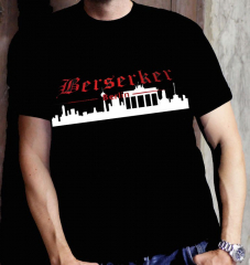 Berserker - Skyline Berlin - T-Shirt (black)