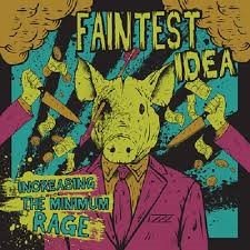 Faintest Idea – Increasing the Minimum Rage (LP) lilac Vinyl 200 limited