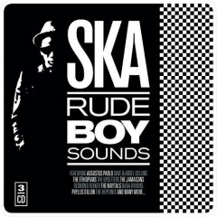 Ska Rude Boy Sounds (3CD Box) Lim.Metalbox Edition