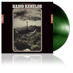 Baboon Show, The - RADIO REBELDE (LP) green Vinyl + 7inch + MP3