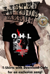 OHL - Religion -Tshirt + Download-Code