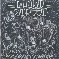Ghost Street - Stagnation in Trümmern (CD)