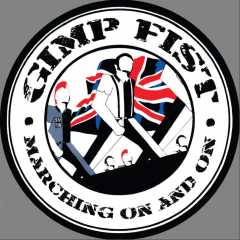 Gimp Fist - Marching on and on (Pic-LP) limited 25 copies