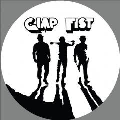Gimp Fist - Your time has come (Pic-LP) limited 25 copies
