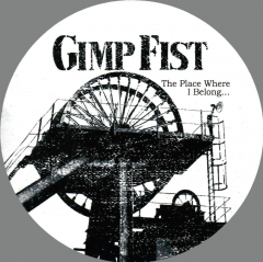 Gimp Fist - the place where I belong (Pic-LP) limited 25 copies
