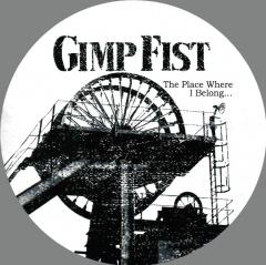 Gimp Fist - the place where I belong (Pic-LP) limited 25 copies