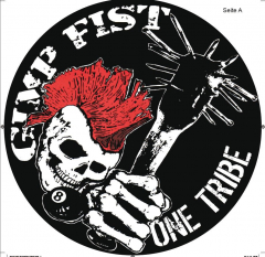 Gimp Fist - One Tribe (Pic-LP) limited 25 copies