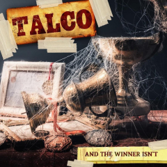 Talco - And the winner isn´t (LP) 180gr black Vinyl + MP3