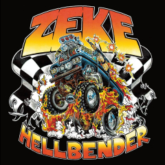 ZEKE - Hellbender (LP) + MP3