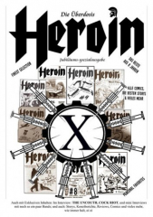 Heroin #10 (fanzine) german