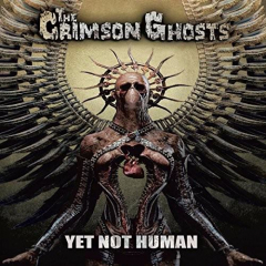 Crimson Ghost - Yet Not Human (LP) lim. colored Vinyl 180gr.