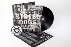 Street Dogs - Stand For Something Or Die For Nothing (LP+CD) limited black Vinyl