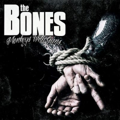 Bones,The - Monkey with guns (LP) limited 500
