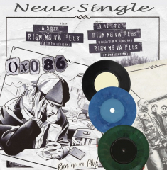 OXO 86 - Rien ne va Plus (EP) 7inch Single Package alle 3 Farben limited