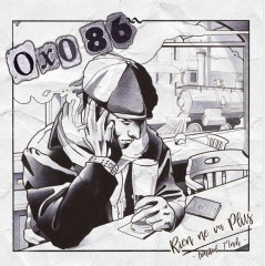 OXO 86 - Rien ne va Plus (EP) 7inch 150 copies blue-marbled + MP3