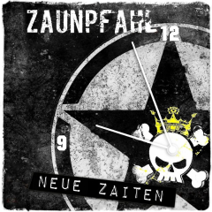 Zaunpfahl - neue Zaiten (LP) lim 500 yellow Vinyl