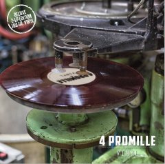 4 Promille - Vinyl (2-LP) limited Deluxe 180gr. Edition/ 2. WAHL