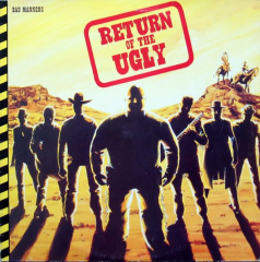 Bad Manners - The Return of the Ugly (LP) black Vinyl 500 copies