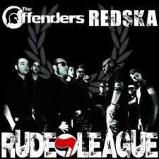 split Offenders,The / Redska – Rude League (CD)