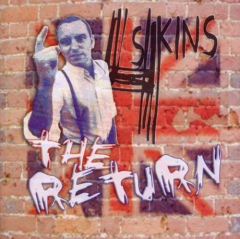 4 Skins - The Return by The 4-Skins (CD)