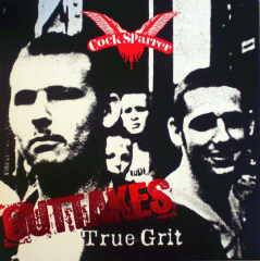 Cock Sparrer - True Grit Outtakes (LP) 180gr. white-black-swirl Vinyl remastered