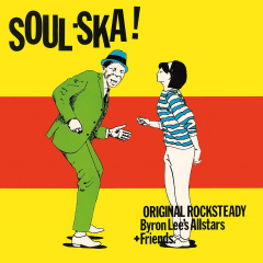 Byron Lee´s All Stars - Soul & Ska (LP) limited black Vinyl