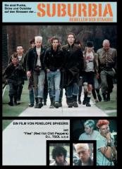 Suburbia - Rebellen der Straße (DVD)