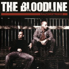 Bloodline, the - Razorstrike (LP) black Vinyl lim 250 copies