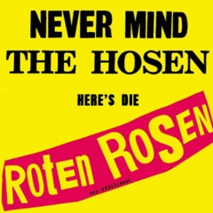 Roten Rosen, die - Never mind the Hosen... (LP)