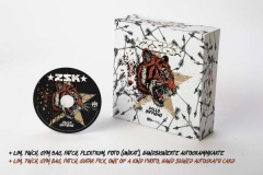 ZSK - Hallo Hoffnung (Box-Set) ltd CD, 7inch Vinyl, Gymbag, Patch...