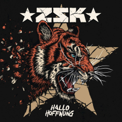 ZSK - Hallo Hoffnung (CD) lim Special Edition Digipac