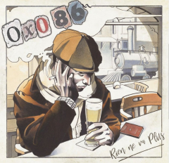 OXO 86 - Rien ne va Plus (LP) lmtd. orange marbled Vinyl + Download