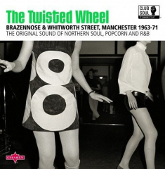 Club Soul - The Twisted Wheel (LP) Northern Soul 63-71