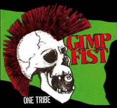 Gimp Fist - One Tribe (LP) 180gr. red/white/blue splatter Vinyl 100 copies