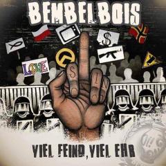 Bembelbois - Viel Feind, viel Ehr (LP) lmtd 500 copies